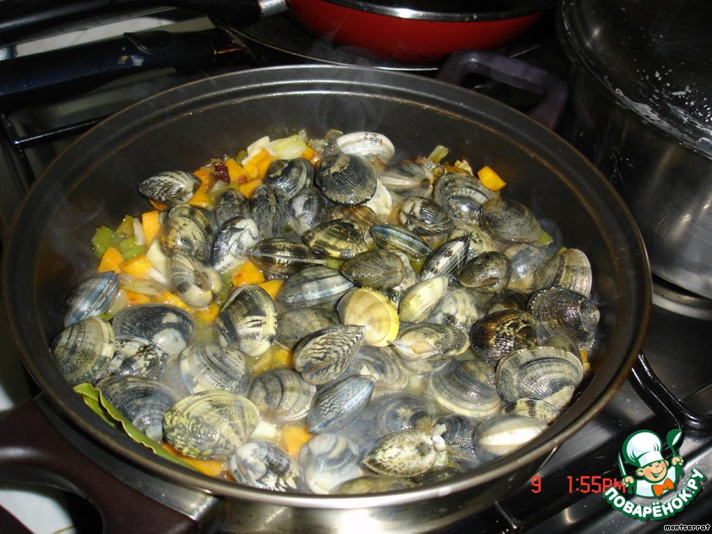 Как готовить ракушки в домашних условиях 667