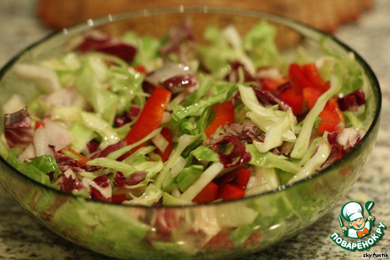 Рецепты салатов на завтрак с фото