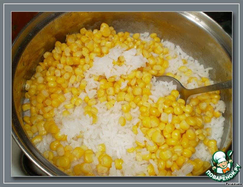 отварной рис на гарнир рецепт с фото