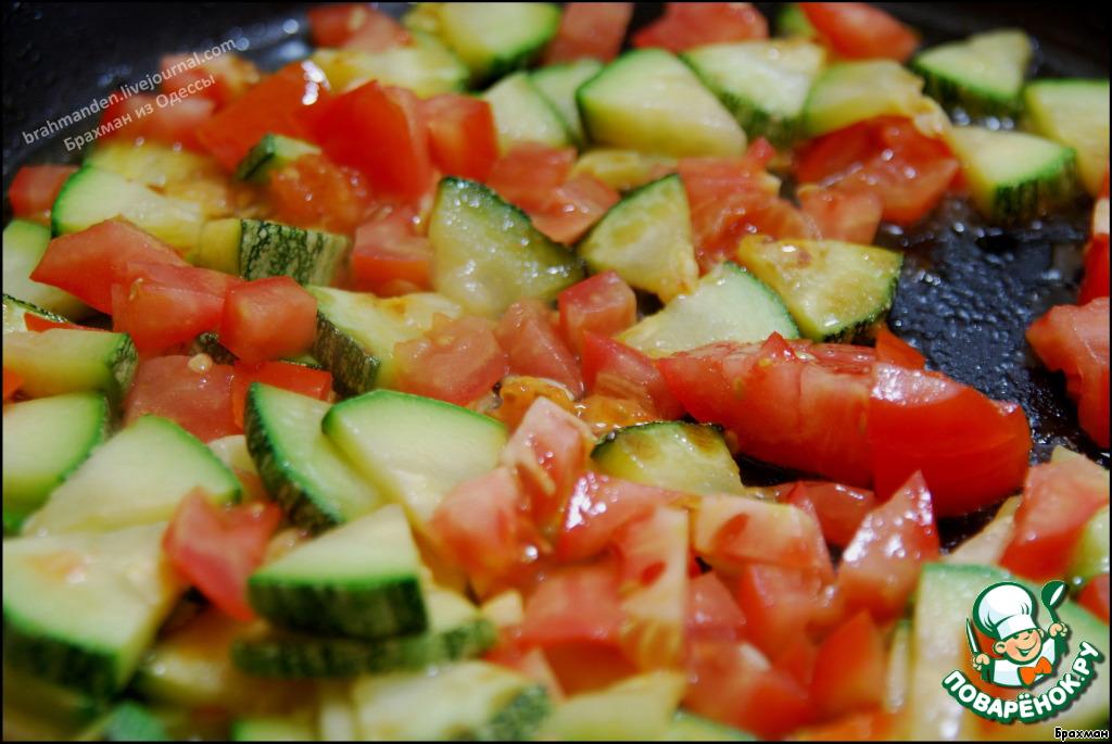 помидоры с яйцами жарить