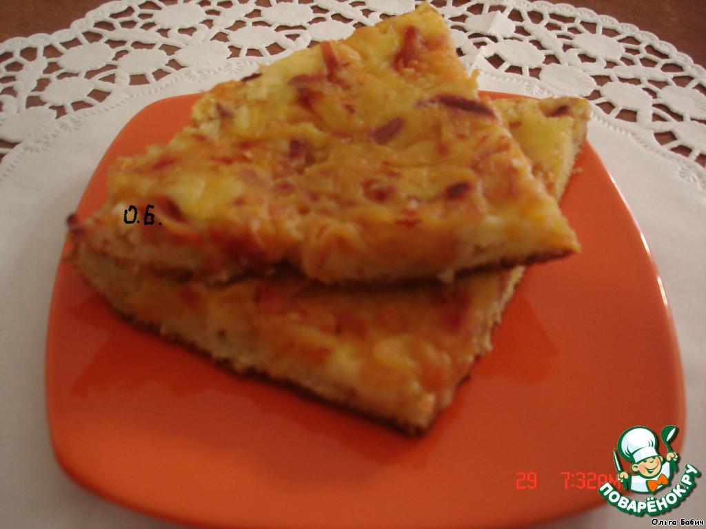 Дрожжевое тесто - Рецепт с фото на Готовим дома