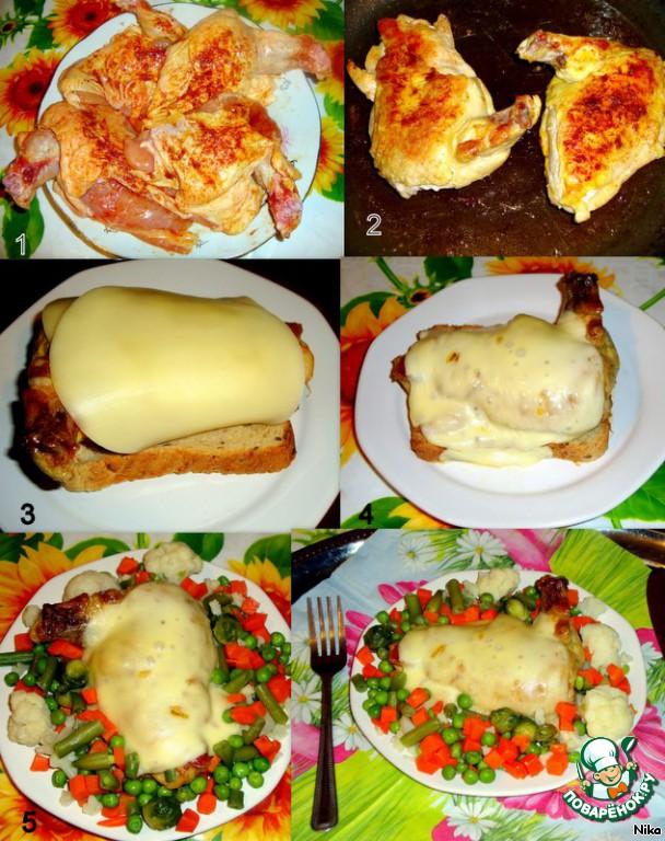 Сэндвичи с курицей рецепты с фото пошагово