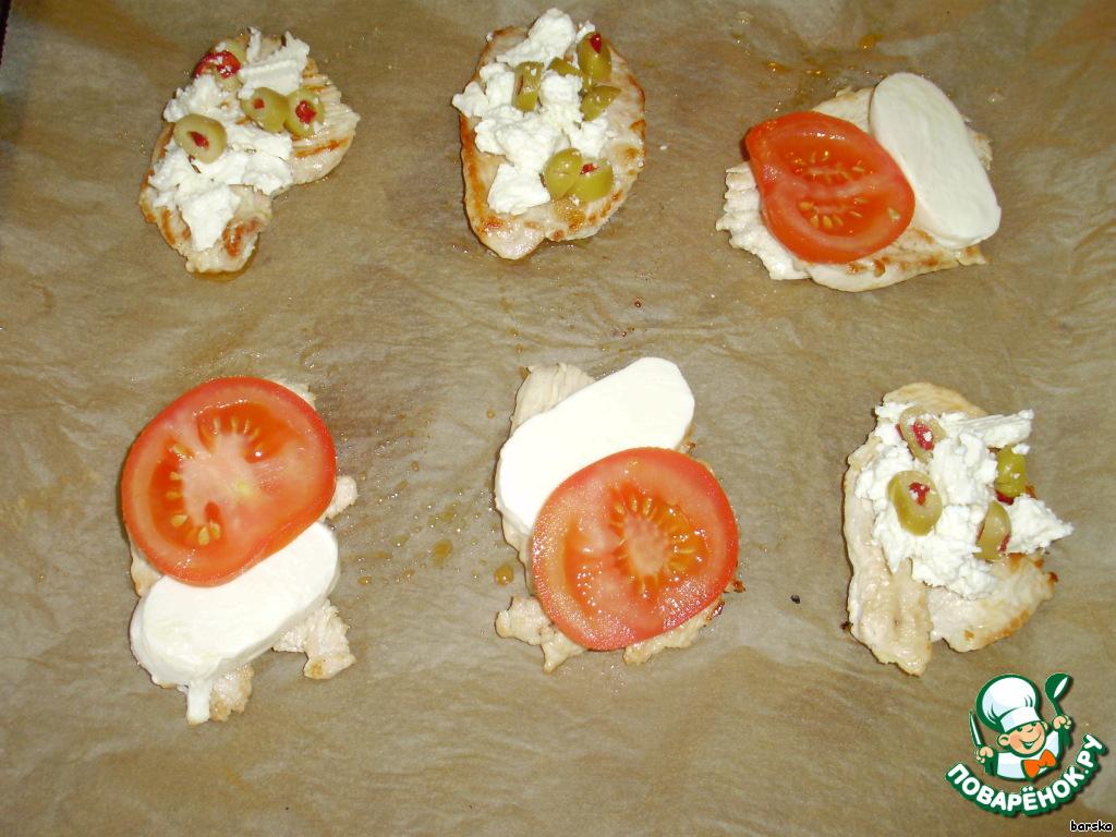 Медальоны из индейки рецепты с фото пошагово