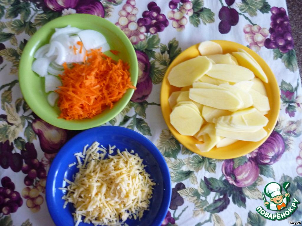Рецепт блюда с стручковой фасолью