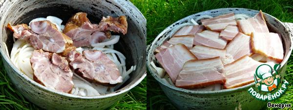 Крем суп с шампиньонами и курицей рецепт с фото пошагово