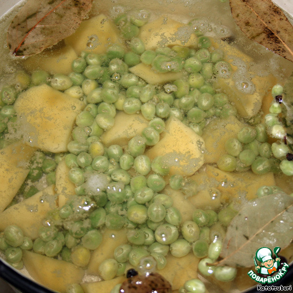 Суп из белокочанной капусты рецепт
