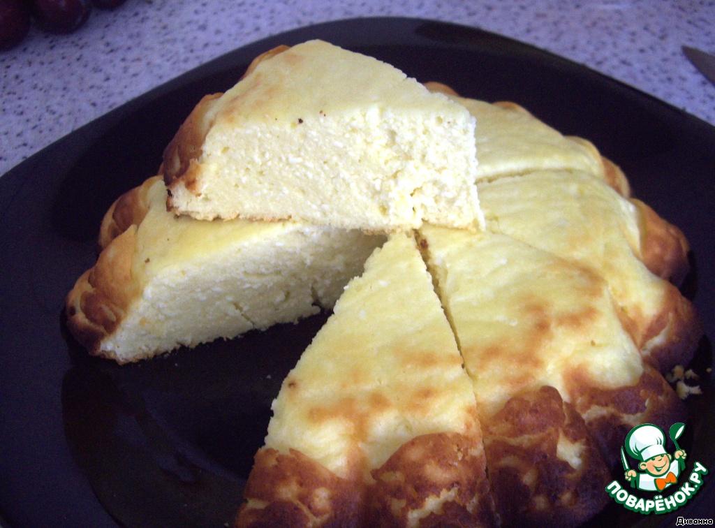 Рецепт пирога наполеон 100
