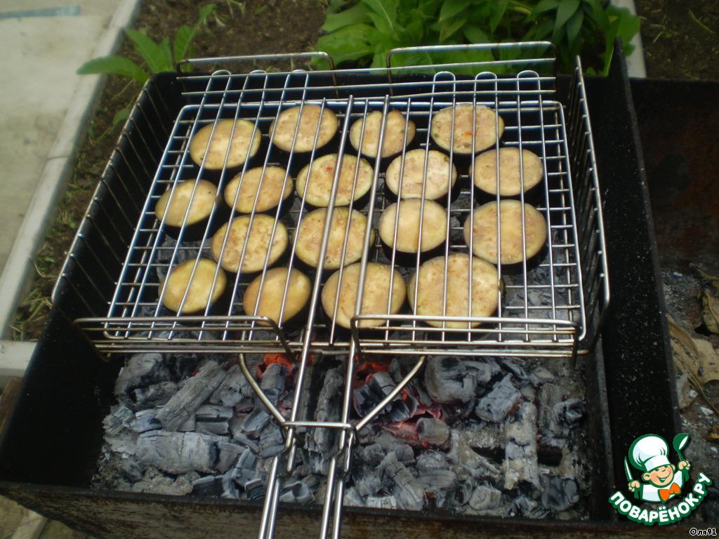 Как баклажаны приготовить на решетке на