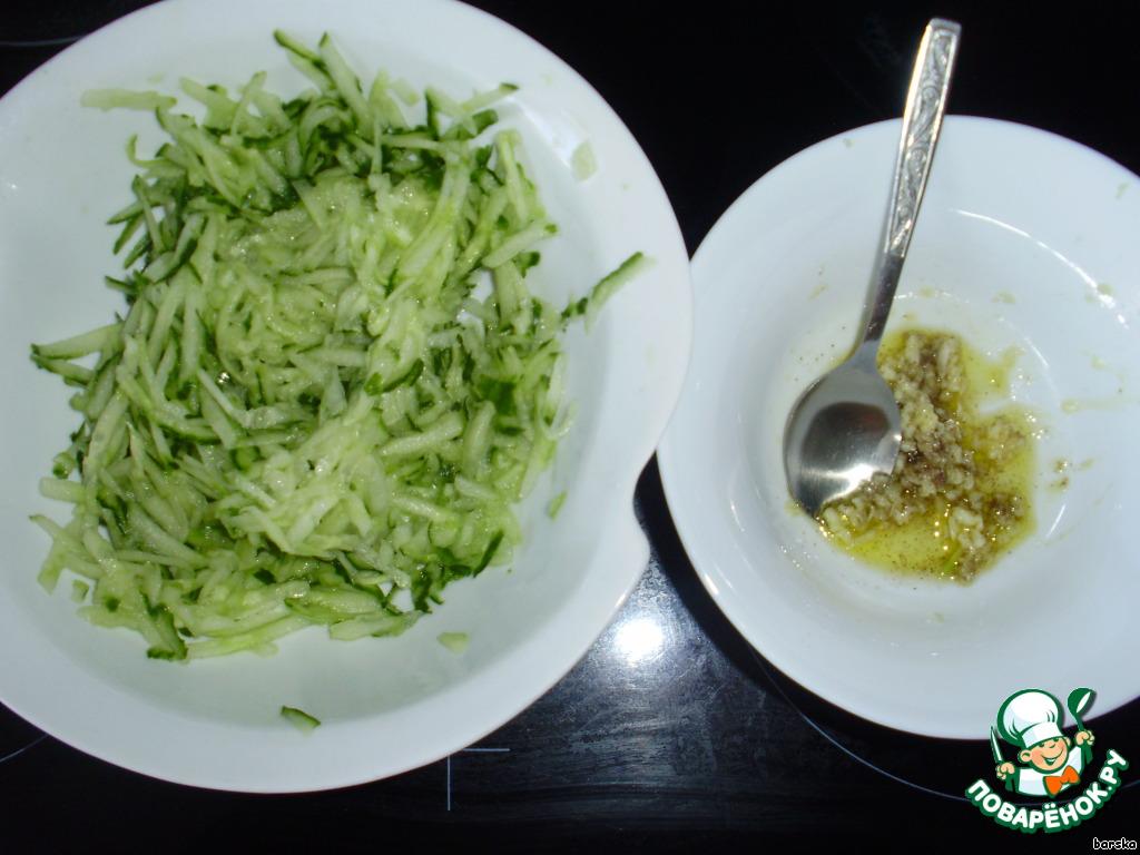 рецепты супа из кефира с молосольным огурцами