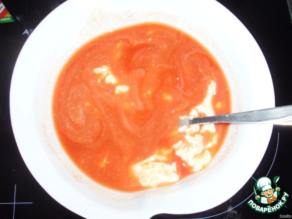 томатный суп гаспачо простой рецепт