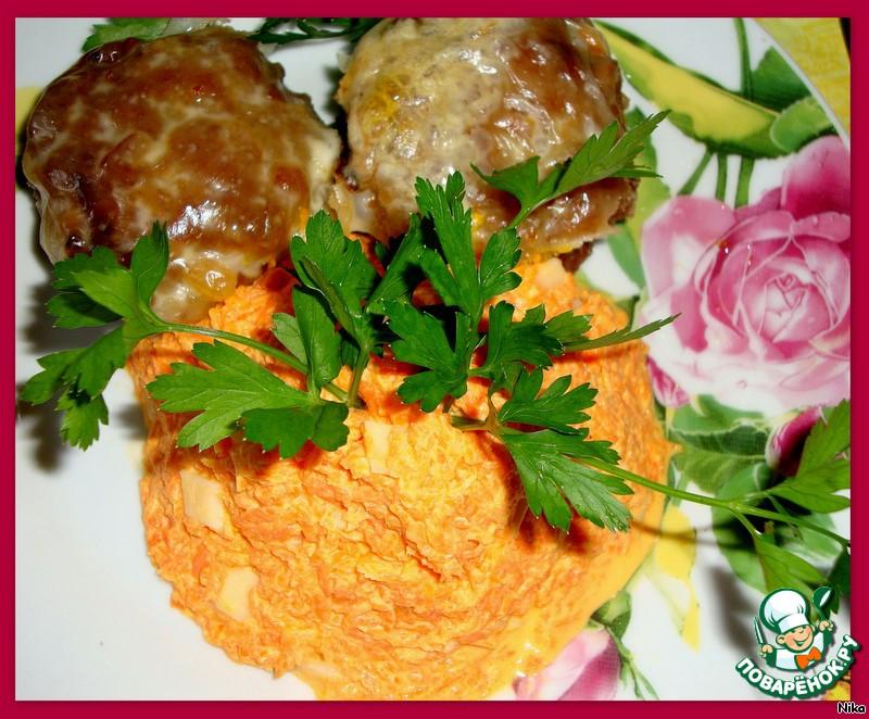 Морковь рецепты быстро вкусно фото