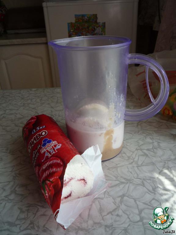 Молочный коктейль пошагово с фото в