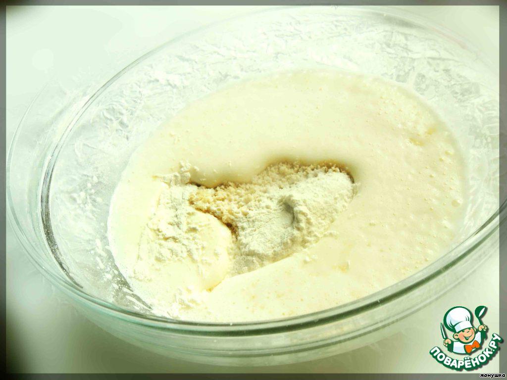 Бисквит джоконда рецепт пошагово