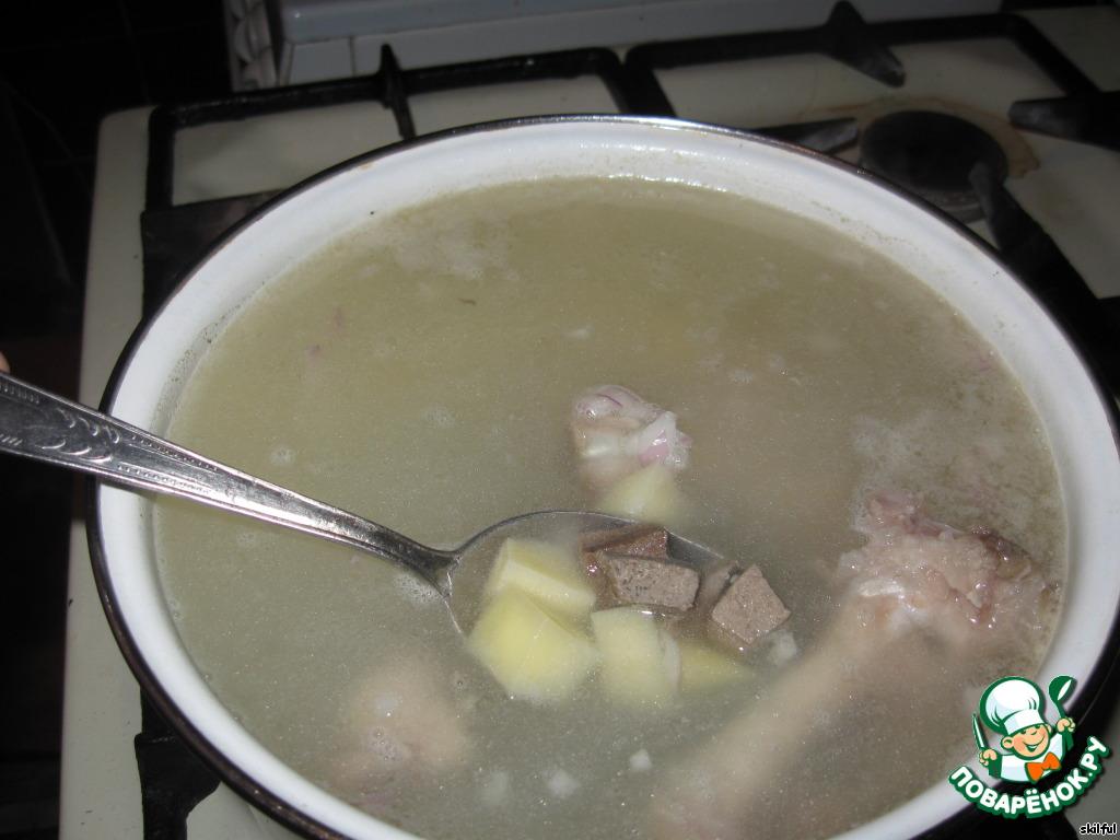Салат из свиного сердца рецепт с пошагово