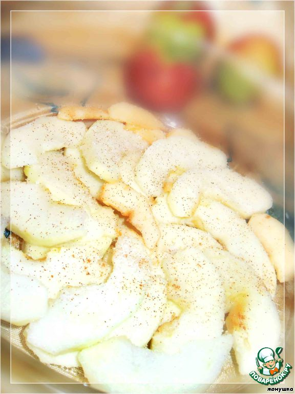 десерт выпечка с яблоками рецепты #11