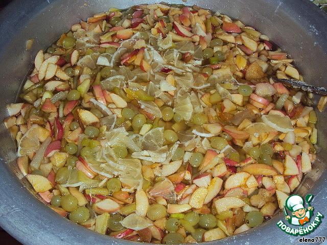 Янтарное варенье из клубники рецепт