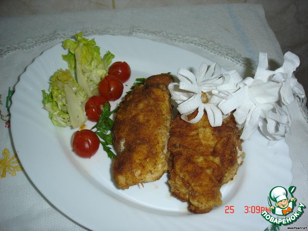 котлеты по-киевски рецепт классический с пошаговым фото