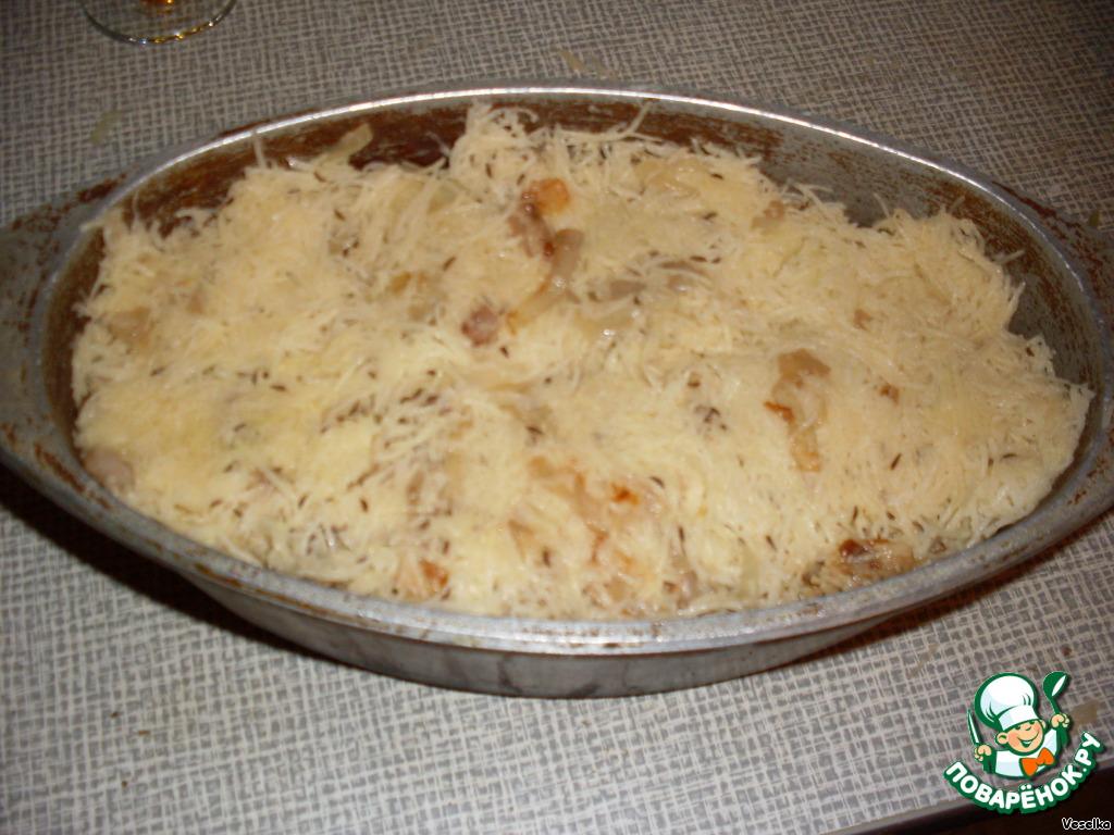 Бабка картофельная в утятнице рецепт