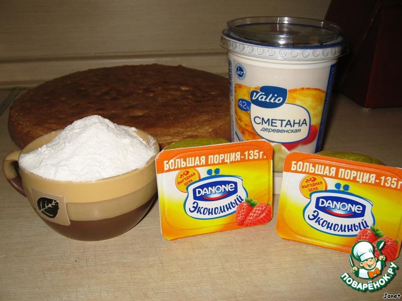 Как из йогурта сделать крем 298