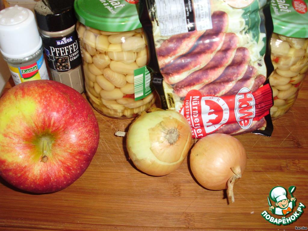 баварские сосиски рецепт приготовления