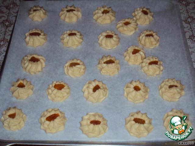 Выпечка рецепты печенье курабье