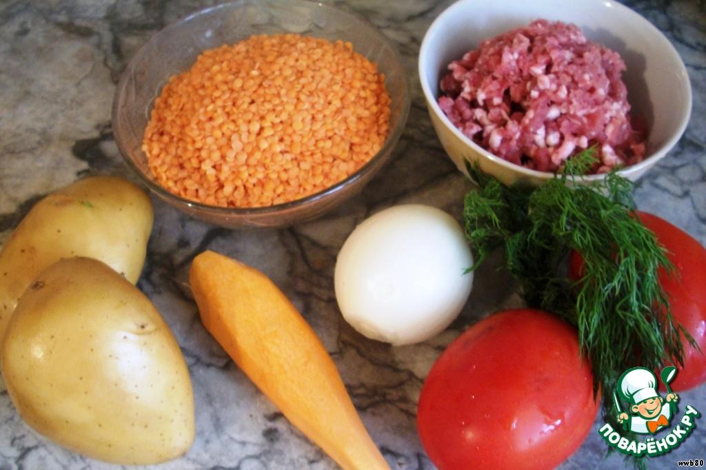 Чечевичный суп как сделать