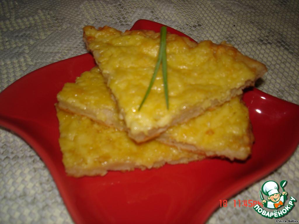 пирог ленивец рецепт в мультиварке