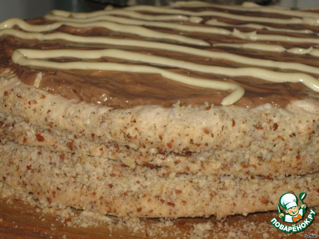 торт рахат рецепт с фото