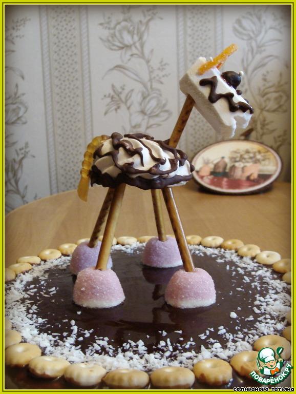Детства рассмотрите простой пошаговый рецепт приготовить торт зебру фотографиями итак