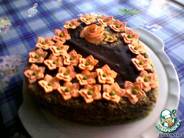 Украшение тортов мастикой из.  Рецепт медовой мастики для украшения.