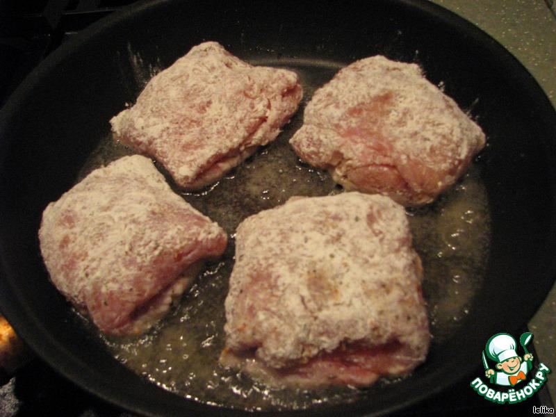 Как приготовить индейку филе на сковороде пошагово