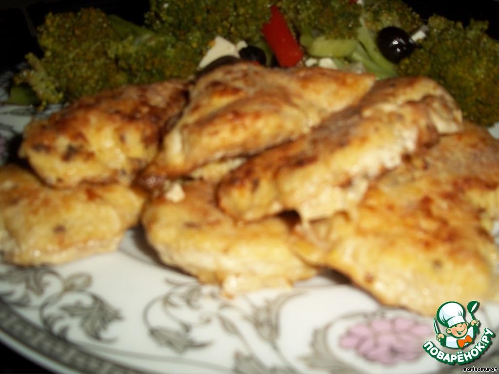 Бризольки из филе индейки вкусный пошаговый рецепт с фотографиями #6