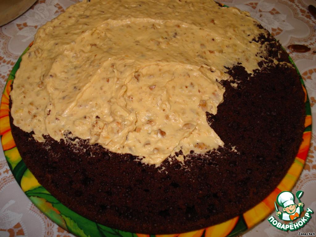 Торт анжелика рецепт с фото