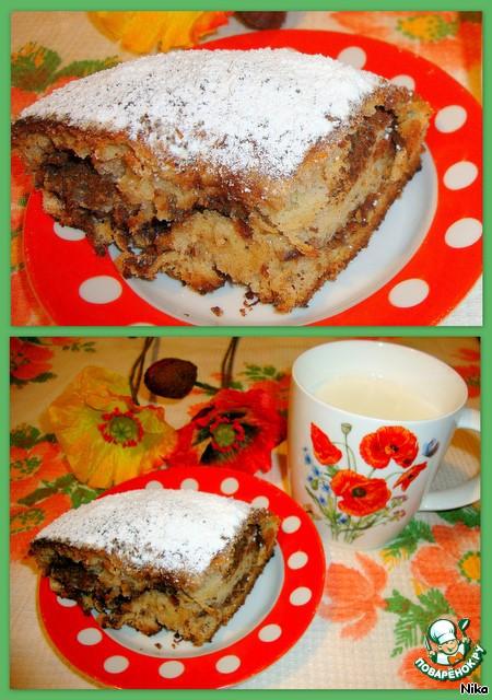 Готовим вкусный рецепт приготовления с фото Булка с корицей  и маком #5