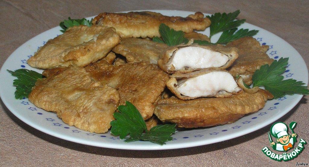 Как жарить молоки рыбные рецепт пошагово