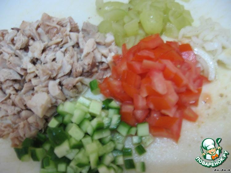 Начинки для тарталеток рецепты с колбасой