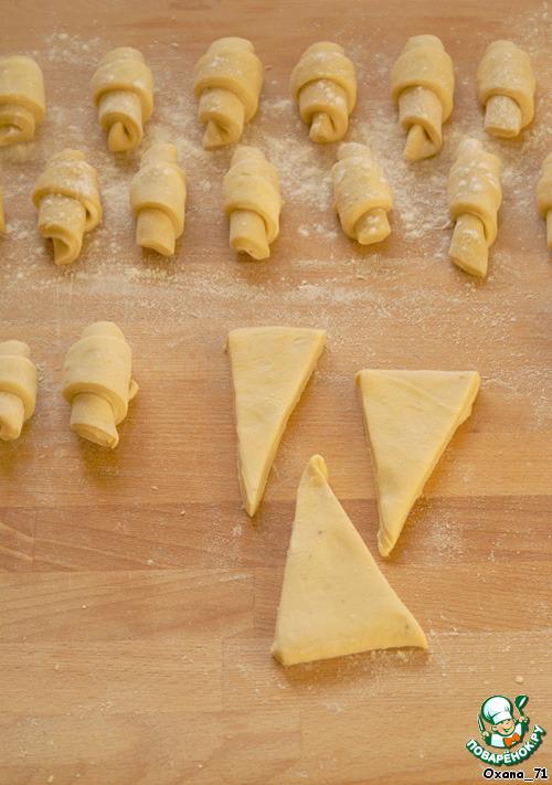 Французские булочки - кулинарный рецепт