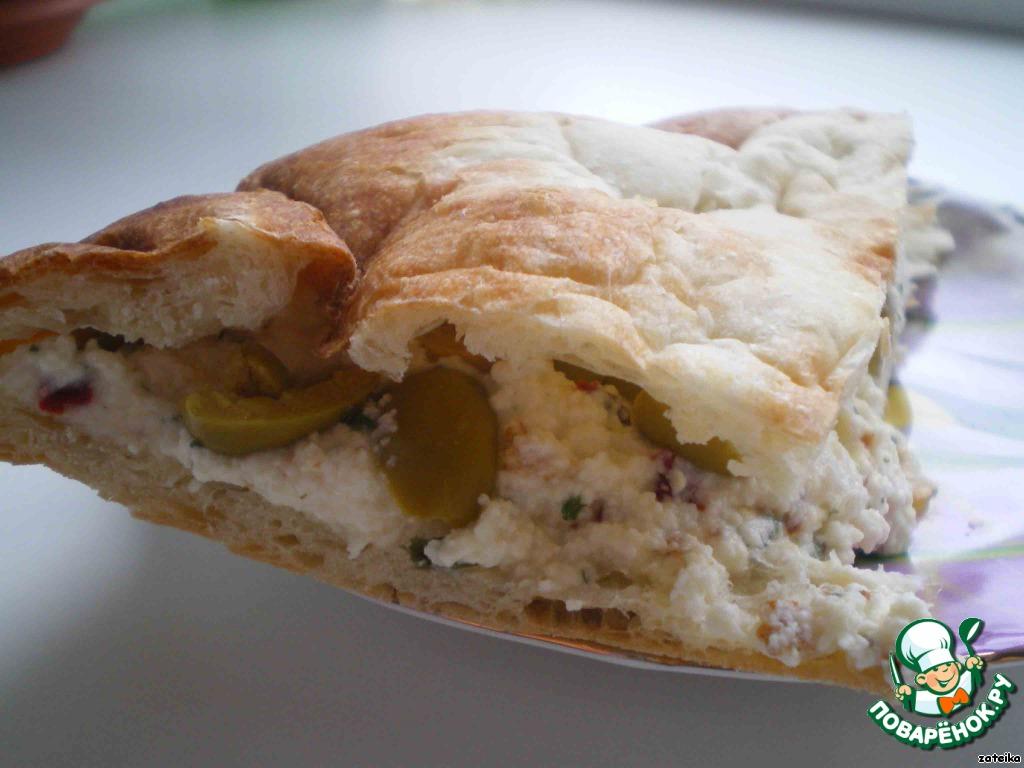 Пирог из армянского лаваша рецепт