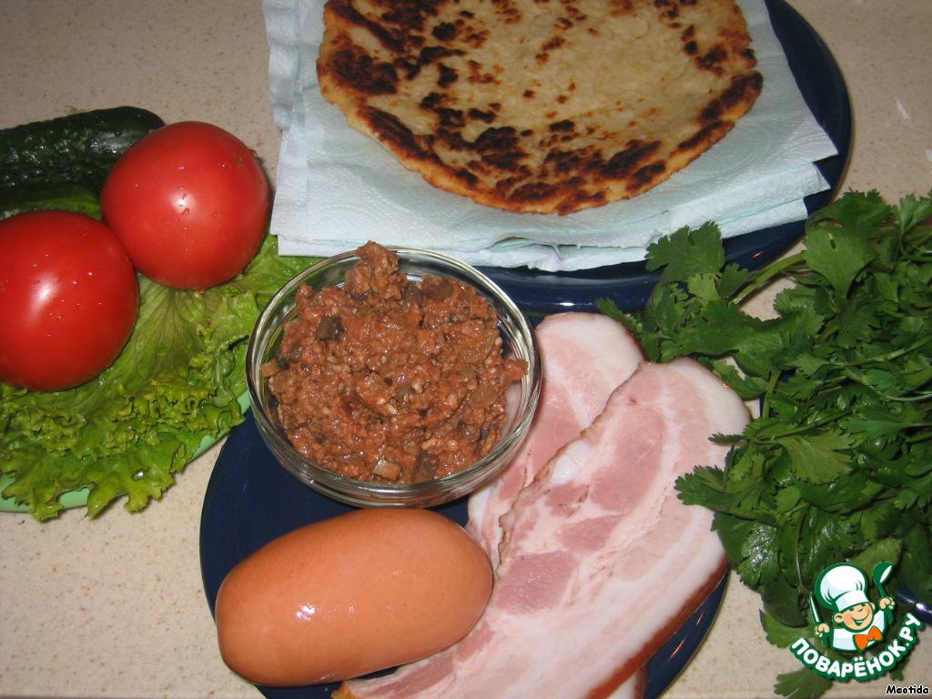 Норвежские картофельные лепешки рецепт с фото