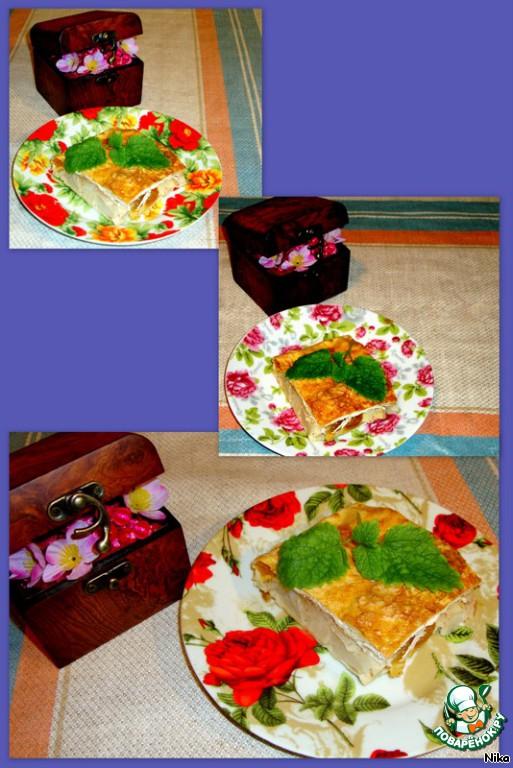 сладкая выпечка с яйцами рецепты