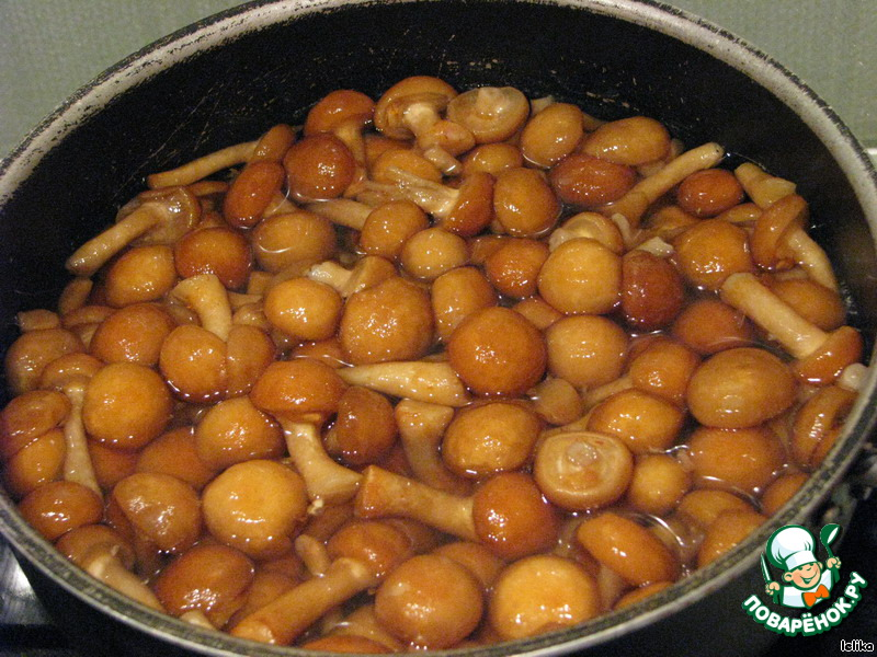 Китайские опята рецепты