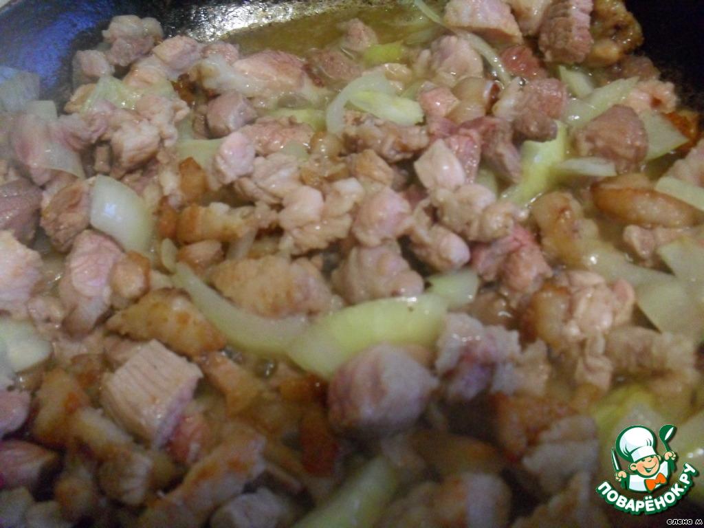 мясо по чешский рецепт