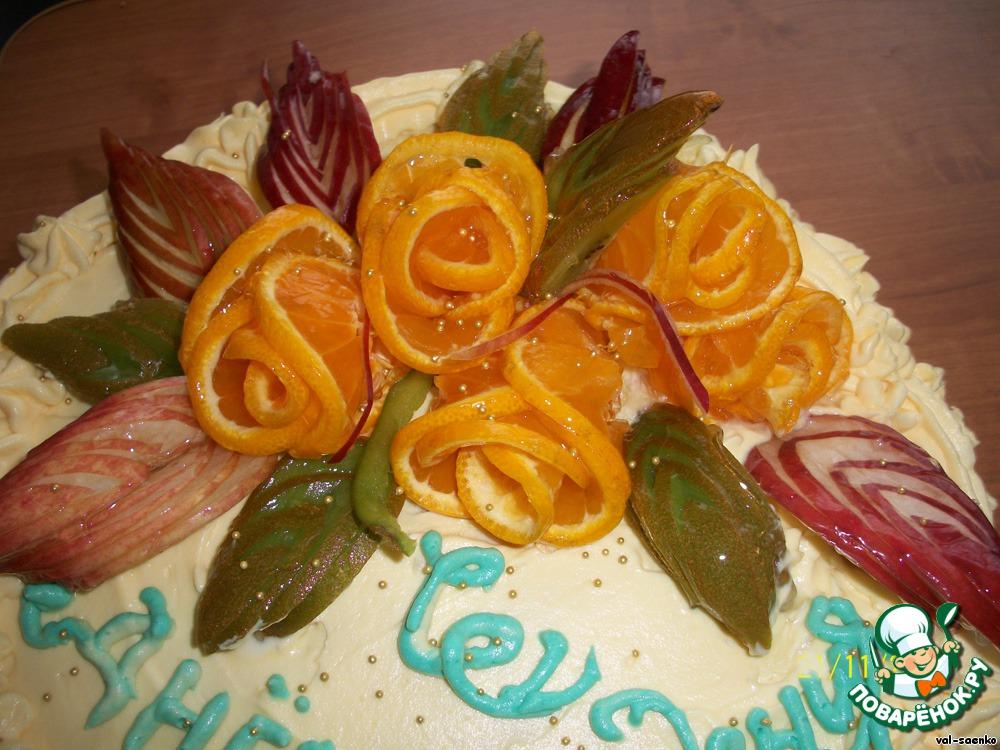 Рецепт торт из желе