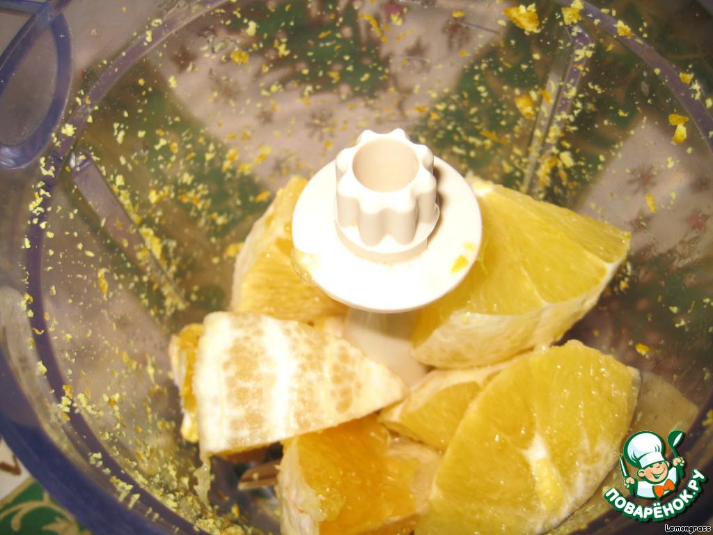 Апельсиновый маффин в мультиварке рецепт
