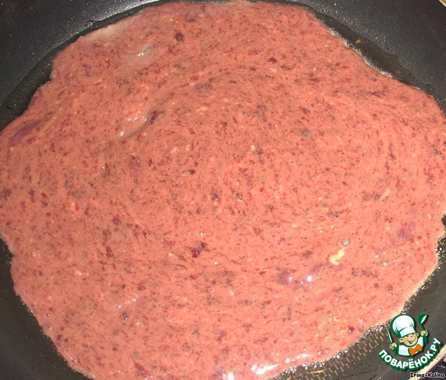 Блюда из вареной свеклы рецепт