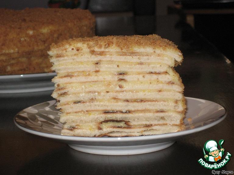 Тортики на скорую руку с фото