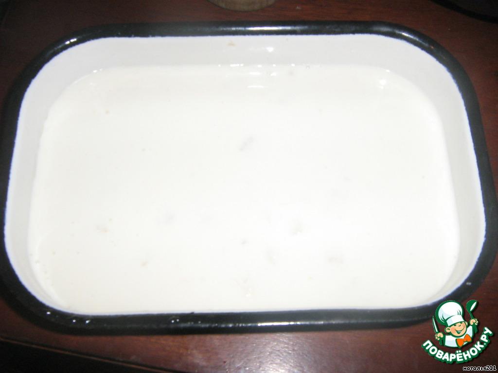 творог желатин десерт рецепт