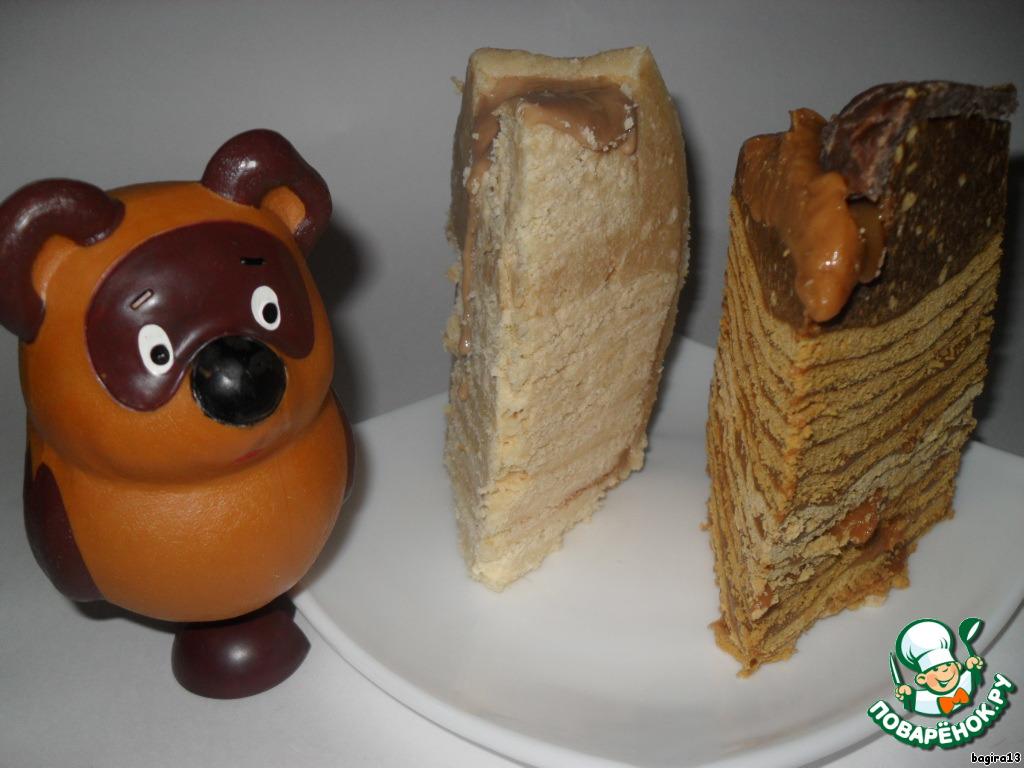 Торт муравейник без выпечки фото 3