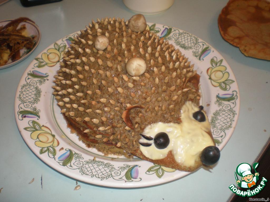 печёночный торт рецепт с фото пошагово с видео