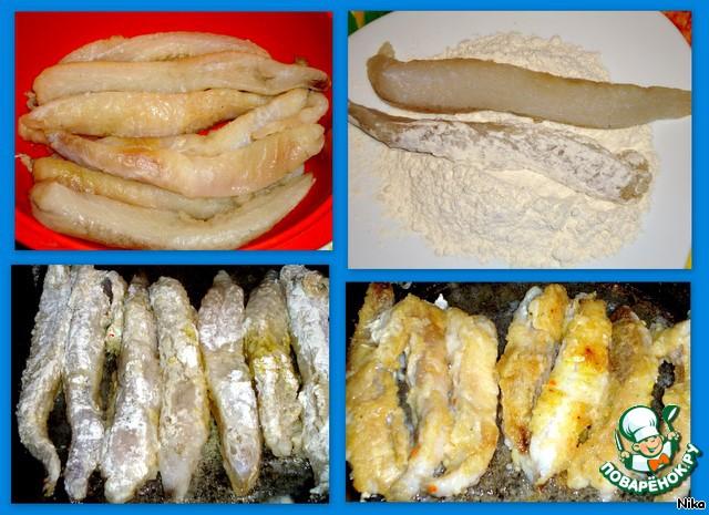 рыба морской дьявол рецепт приготовления